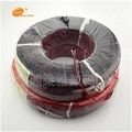 5M Tinned copper 18 26AWG 2 pin Red Black cable 300V PVC insulated wire Electric - placas solares malaga